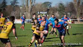 Launaguet. Rugby : le RCL eu raison du RC Lomagne - ladepeche.fr