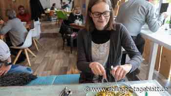 In der Food Factory in Merscheid gibt es moderne Bistro-Küche