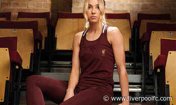 Revealed: The new LFC women's Athleisure Collection
