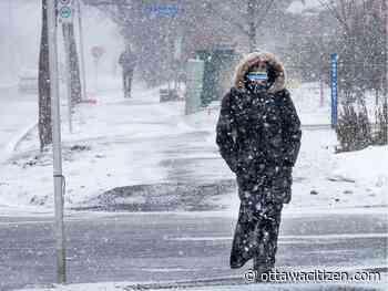Weather: Region dodges winter's fury, so far, but it's still snowing …