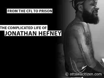 From professional football to prison: The complicated life of Jonathan Hefney