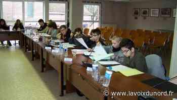 Libercourt: le CMJ visiteront le sénat le 21avril - La Voix du Nord