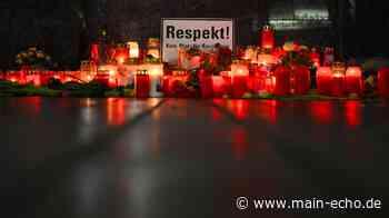 Lichterzug in Obernburg/Elsenfeld für die Opfer von Hanau - Main-Echo