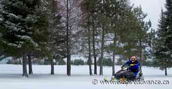 20-year-old dies after snowmobile accident near Elphinstone - Virden Empire Advance