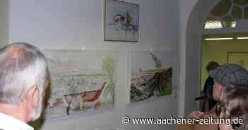 Jahresausstellung von Canthe im Alten Rathaus in Ratheim - Aachener Zeitung
