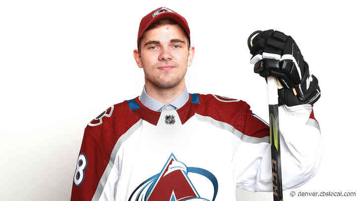 Martin Kaut Scores First NHL Goal In Avalanche's 3-2 Win Over Sabres