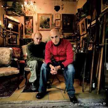 Mouss & Hakim » Motivés Sound System » + Socalled Espace Culturel François Mitterrand Canteleu 7 avril 2020 - Unidivers