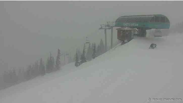 Colorado Climate: Healthy Snowpack Helps Slowly Wipe Out Remaining Drought