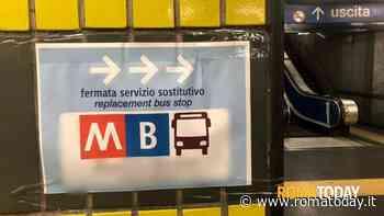 Metro B chiusa alle 21, stop dal 2 marzo al 6 agosto: parte la seconda fase dei lavori