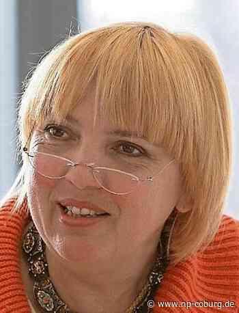 Claudia Roth spricht in Beiersdorf