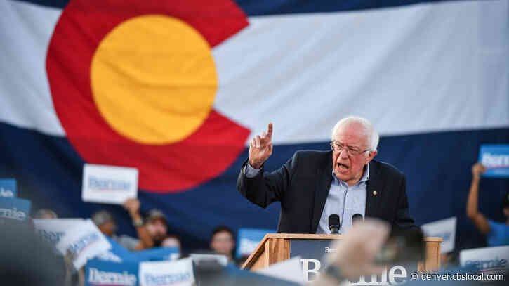 New Colorado Primary Poll Has Bernie Sanders Leading, Second Place Up For Grabs