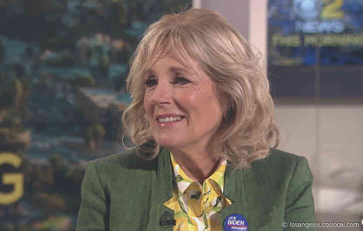 'This Is Like Mile 4': Dr. Jill Biden Compares Democratic Primary Race To Marathon That's Just Getting Started