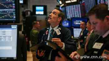 US stocks on track for worst week since financial crisis