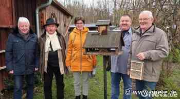 Natur- und Vogelfreunde Vilseck ganzjährig aktiv - Onetz.de
