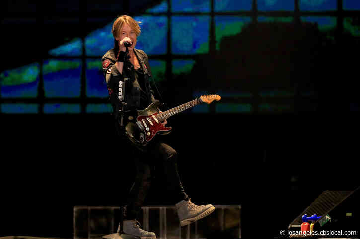 55th ACM Awards To Be Hosted By Keith Urban + Nominees Announced