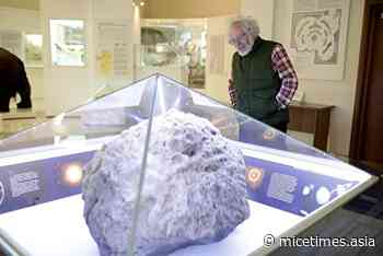 """""""Roskosmos"""" reported on near-Earth asteroid the size of the Chelyabinsk meteorite - www.MICEtimes.asia"""