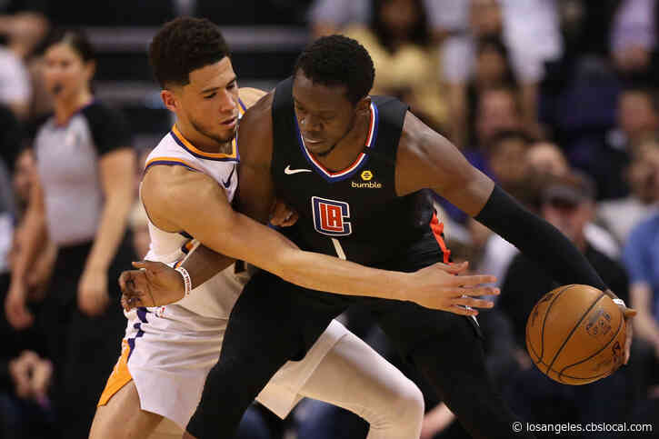 Clippers Hold Off Suns Behind Balanced Attack