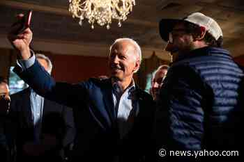 New Monmouth poll shows Joe Biden with 20-point lead in South Carolina primary