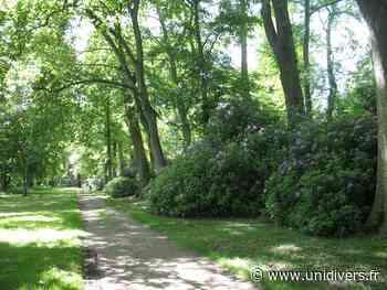 Parc du château (Rendez-vous devant la mairie) Chateauneuf-sur-loire 31 mai 2020 - Unidivers