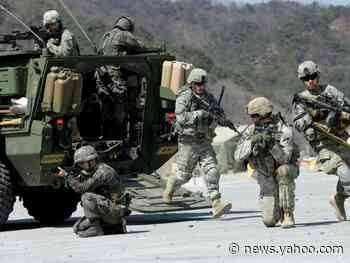 Here is what the US military is doing to defend troops from the coronavirus In Korea and elsewhere