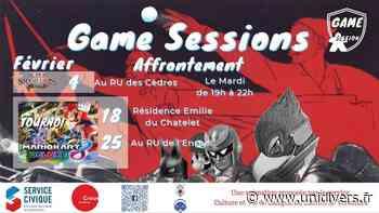 Crous – Game Sessions Restaurant universitaire Crous – Auguste Escoffier Palaiseau 18 février 2020 - Unidivers