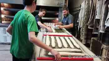 La boulangerie Bidart à Hasparren, savoir-faire et transmission - France Bleu