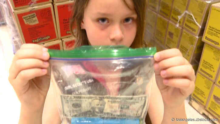 'I'm Really Upset': Girl Scouts Cheated Out Of Cookie Proceeds With Fake Cash
