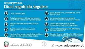 Concordia sulla Secchia, aggiornamento Coronavirus e nuove tutele - SulPanaro