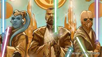 'Star Wars: The High Republic' revealed: New books will introduce a bygone Jedi era