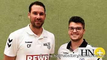 Reckel bleibt über die Saison hinaus Elm-Trainer - Helmstedter Nachrichten