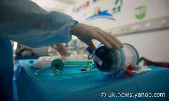 Coronavirus: England only has 15 beds for worst respiratory cases