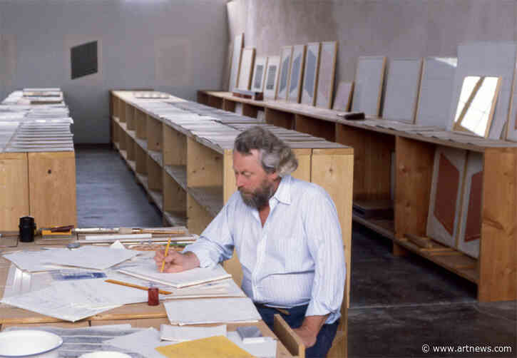 In His Writings and Public Statements, Donald Judd Wrestled With What It Means to Be an American Artist
