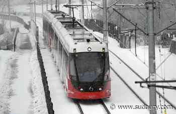 Ottawa's LRT line leaves thousands out in the cold during heavy snowstorm