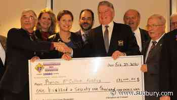 Knights of Columbus dig deep with $171K hospice donation