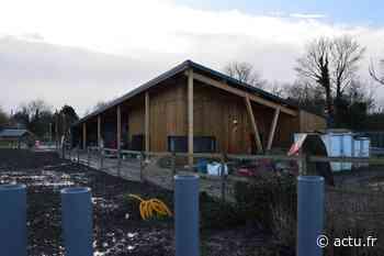 Val-d'Oise. À Ermont, l'ouverture de la ferme pédagogique est imminente - La Gazette du Val d'Oise - L'Echo Régional