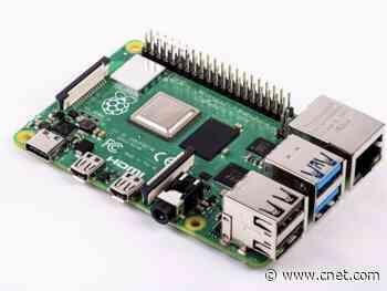 Raspberry Pi cuts price of 2GB model to $35     - CNET