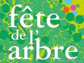 Fête de l'arbre et des forêts Audenge, 22 mars 2020 - Unidivers