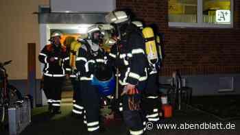 Wandsbek: Flasche mit Ammoniak ausgekippt – Großeinsatz der Feuerwehr