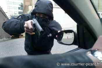 Une sexagénaire victime d'un car-jacking à Verneuil-en-Halatte - Courrier Picard