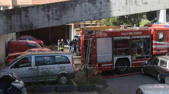 Cernusco sul Naviglio, incendio in appartamento: morte madre e figlia/ VIDEO - IL GIORNO