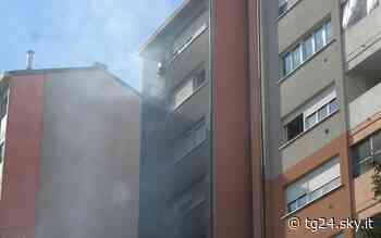 Cernusco sul Naviglio, in fiamme una casa Aler: due morti. FOTO - Sky Tg24