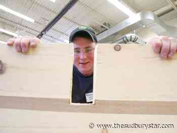 Photo gallery: Sudbury students try out the trades