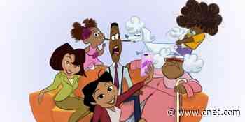 Disney Plus bringing back The Proud Family with original voice cast     - CNET