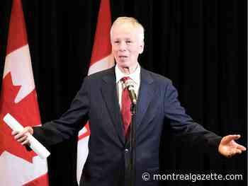 Dunlevy in Berlin: Stéphane Dion is here for the party, and much more