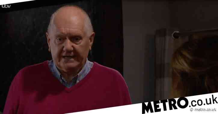 Emmerdale spoilers: Doug Potts exits in emotional scenes