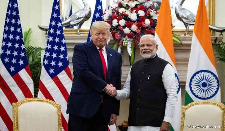 The Unlikely, Fruitful Relationship of Trump and Modi