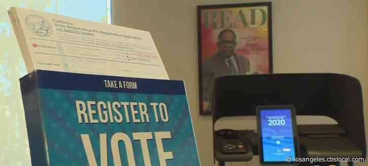 All LA County Voting Centers To Open Saturday