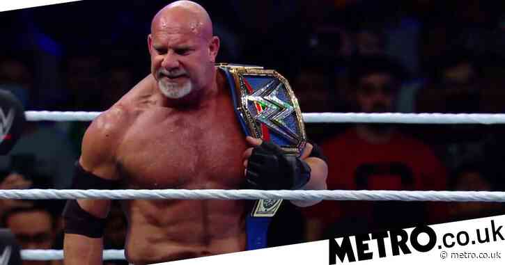 WWE Super ShowDown results: Goldberg beats The Fiend, Undertaker returns and more