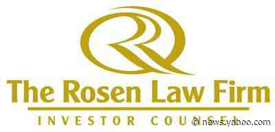 LOSS ALERT: ROSEN, A GLOBAL LAW FIRM, Reminds Westpac Banking Corporation Investors of Important Deadline in Securities Class Action First Filed by the Firm