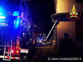 Incendio in appartamento a Crespellano, nessun ferito - Modena 2000